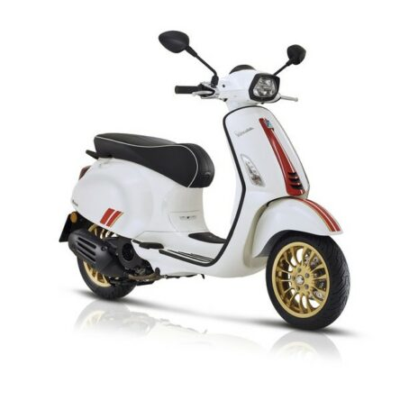 "Vespa Sprint ""racing sixties"" I-get EURO-5"